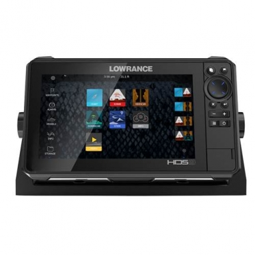 Эхолот-Картплоттер LOWRANCE HDS-9 Live 3 in 1 Active Imaging
