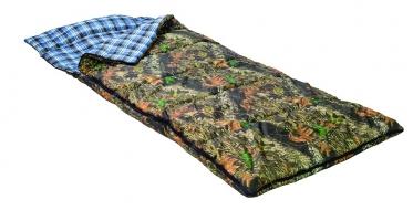 Спальный мешок Indiana Norveg Comfort -22С (одеяло с квадратным подголовником 225x85)