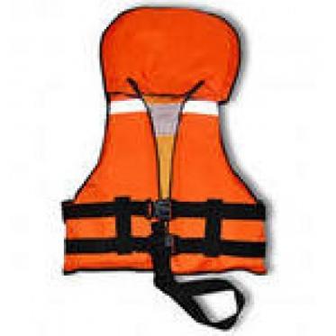 Жилет спасательный детский Дон РР подголовник (87002)