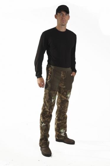 Костюм мужской поларфлис КМФ (куртка и брюки)