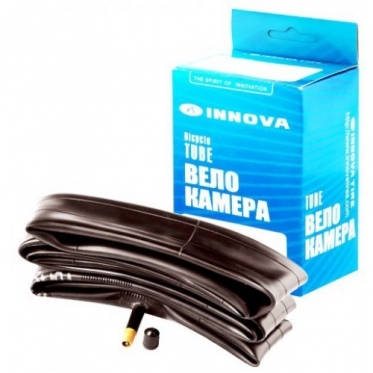IA-AV14 Велокамера INNOVA, автонипель в полителеновой упаковке 14x1,75/2,0