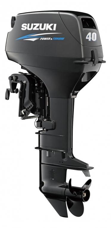 Лодочный мотор Suzuki DT40WRS (WRL)