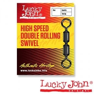 Вертлюги Lucky John High Speed Double Rolling K004/0