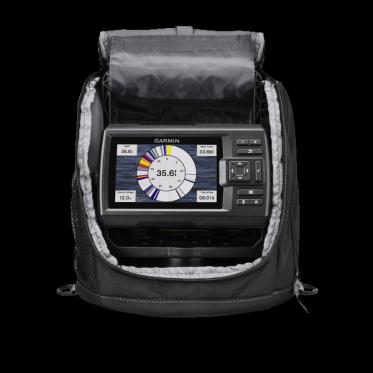 Рыбопоисковый эхолот Garmin Striker Plus 5D/CV зимний комплект с датчиком GT8HW-IF