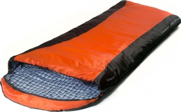 Спальный мешок Campus Coguar 250 Grand L-zip