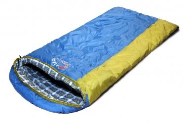 Спальный мешок Indiana Vermont XL L-zip от -8 C (одеяло с подголов 185+35X95 см)