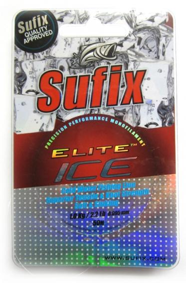 Леска Sufix Elite Ice