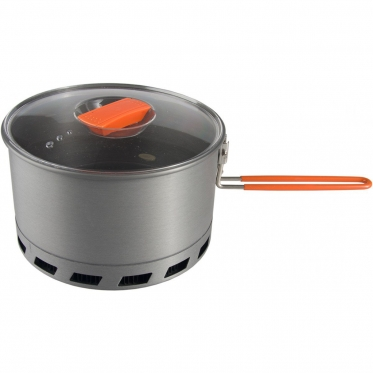 Кастрюля с радиатором Helios Campsor-2500 2 л