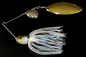 Спиннербейт Lucky Craft Redemption 1/2 CW-238 Ghost Minnow