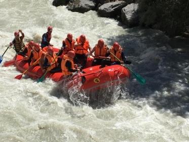 Надувной Рафт 20F для сплава по рекам
