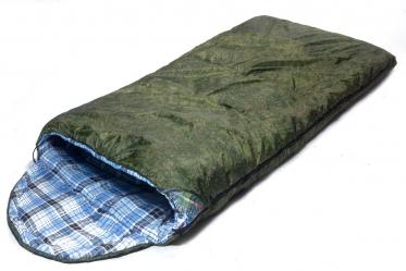 Спальный мешок Indiana Tourist с подголовником ( 225X90, t до -5С)