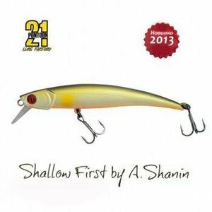 Воблер Pontoon 21 Shallow First 85SP-SR J05