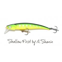 Воблер Pontoon 21 Shallow First 85SP-SR A10