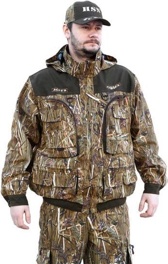 Куртка Ровер-рыбак (осока)