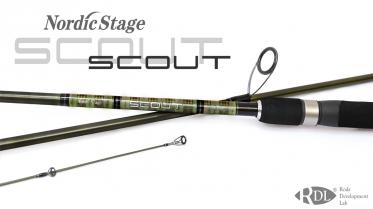 Спиннинги Nordic Stage Scout SCS-812H