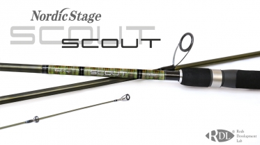 Спиннинги Nordic Stage Scout SCS-902H