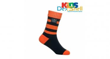 Носки водонепроницаемые Dexshell Children socks orange DS546