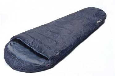 Спальный мешок Campus Pioneer 200 XL (R) (кокон, +3С, 230Х85Х60 см)
