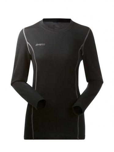 Женская термофутболка Akeleie Lady Shirt 1865 цвет black