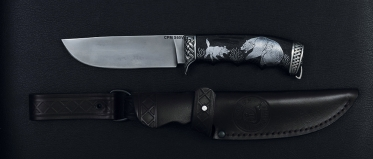 Нож Bobr сталь CPM S60V