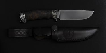 Нож Bobr сталь Elmax (сквозной монтаж)