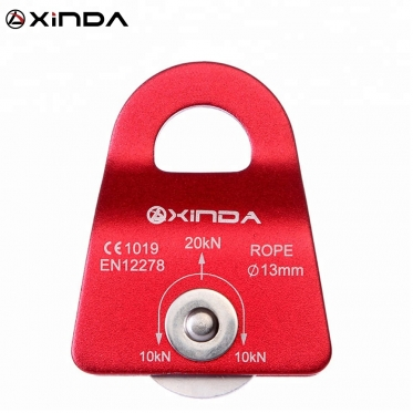 Блок-ролик Xinda XD-8612 (цвет красный)