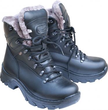 Ботинки туристические зимние Трекинг-Люкс (натуральный мех)