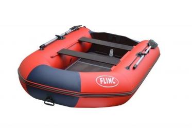 """Лодка ПВХ """"Флинк"""" 290K (цвет красный)"""