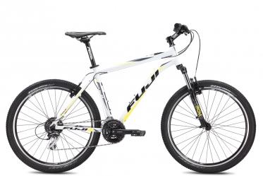 Велосипед Fuji MOUNTAIN  мод. NEVADA 1.7 V USA  A-2-SL алюминий р. 21(цвет белый)