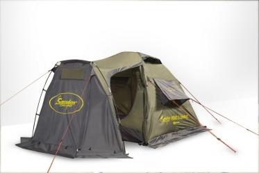 Палатка Canadian Camper Rino 2 comfort (цвет forest)