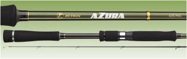 Спиннинг Zetrix Azura AZS-802ML 5-22 гр