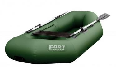 Лодка Форт 240 (цвет оливковый)