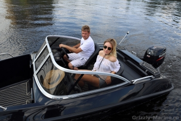 GRIZZLY 500 DC (на комплект с мотором скидка 10% на лодку)
