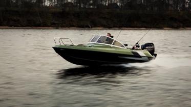 GRIZZLY 470 DC new (на комплект с мотором скидка 10% на лодку)