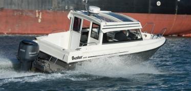 Катер Buster Cabin E Q Edition