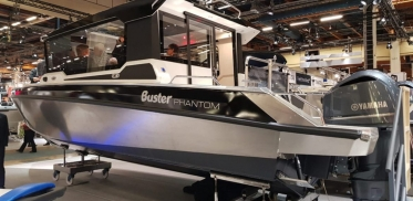 Катер Buster Phantom Cabin