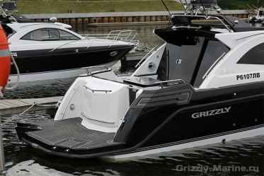 GRIZZLY 860 Firestorm