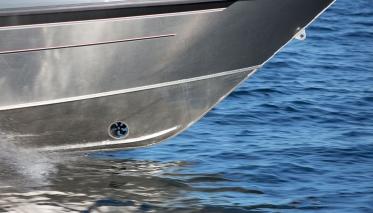 Моторная лодка Yamarin Cross 75 Bow Rider