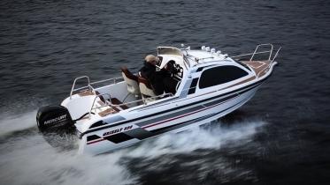 GRIZZLY 520 HT (на комплект с мотором скидка 10% на лодку)