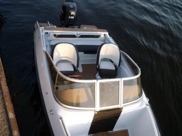 GRIZZLY 490 DC (на комплект с мотором скидка 10% на лодку)