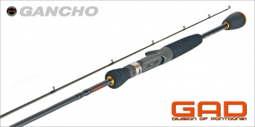 Спиннинг Gad Gancho 1,83м/ 3-12гр (602LF)
