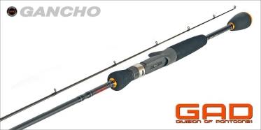 Спиннинг Gad Gancho 2,13м/ 4-16гр (702MLF)