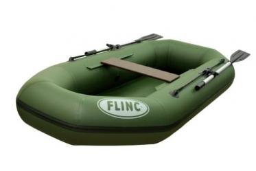 Надувная гребная лодка Flinc 240L