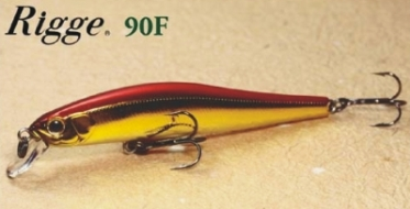 Воблер Zipbaits Rigge 90F цвет 509R