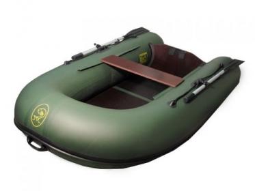 Надувная лодка BoatMaster 250Т (цвет зеленый)