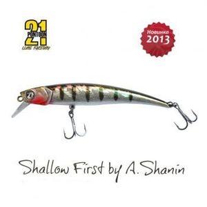 Воблер Pontoon 21 Shallow First 85SP-SR A07