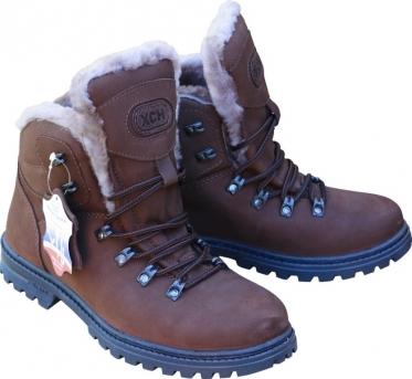 Ботинки Фривей зима (натуральный мех)