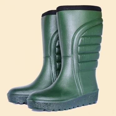 Сапоги Polyver WINTER (цвет зеленый)