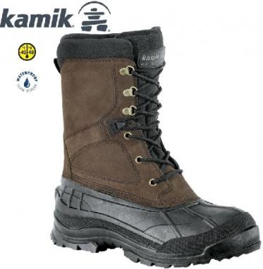 Ботинки зимние Kamik Nationplus