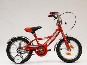 Велосипед Alpine BASIC (детский) (цвет красный, 14)